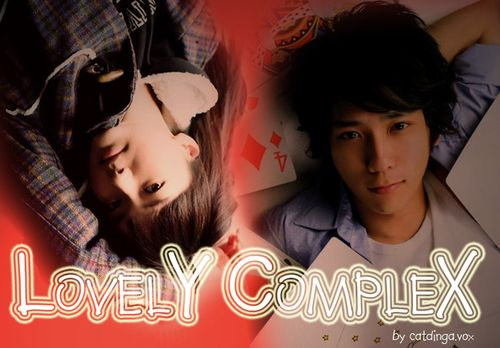 Lovely Complex_Banner